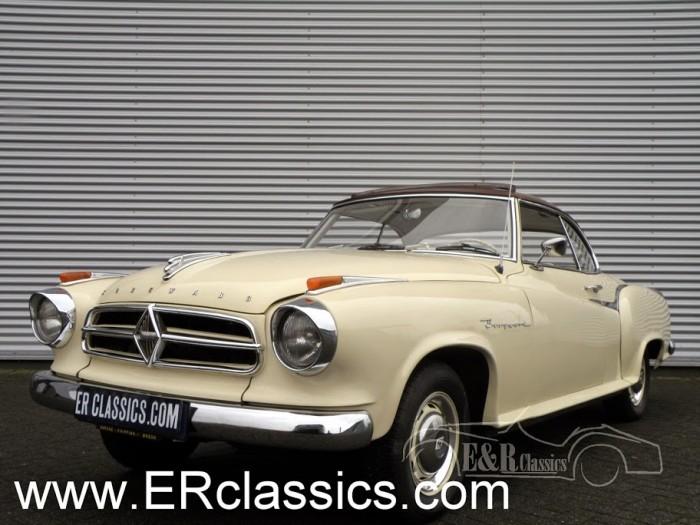 Borgward 1961 a vendre