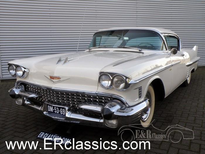 Cadillac 1958 a vendre