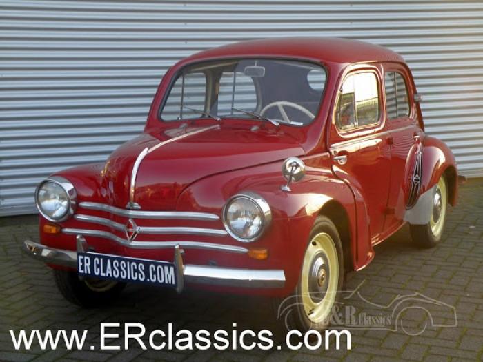 Renault 1960 a vendre