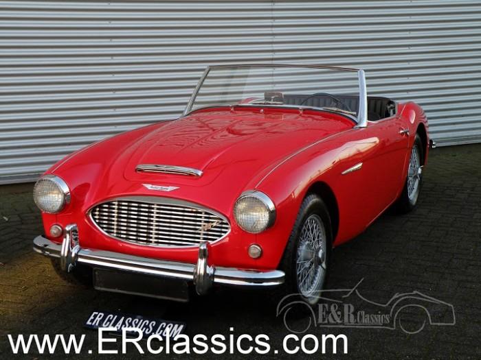 Austin Healey 1957 a vendre