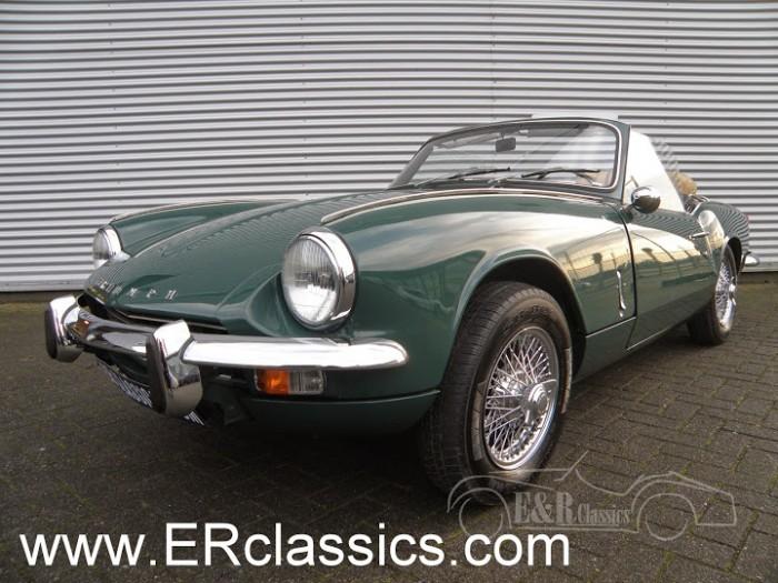 Triumph 1968 a vendre