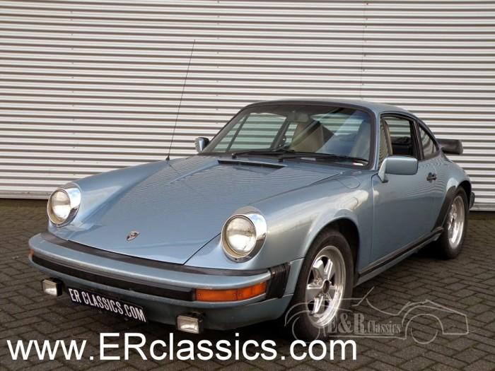 Porsche 1981 a vendre