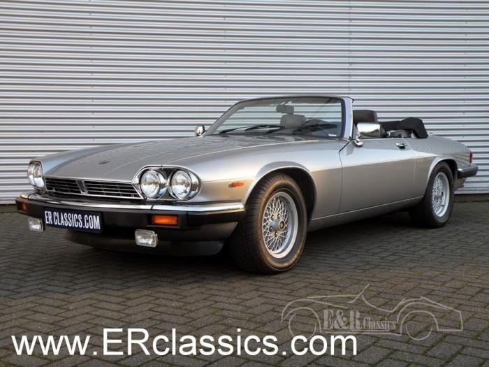 Jaguar XJS 1988 a vendre