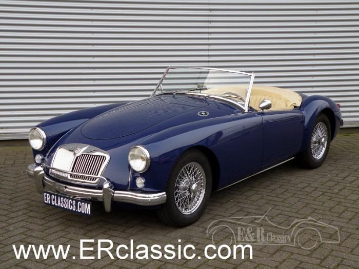 MG 1959 a vendre