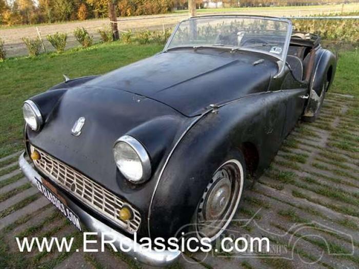 Triumph 1959 a vendre