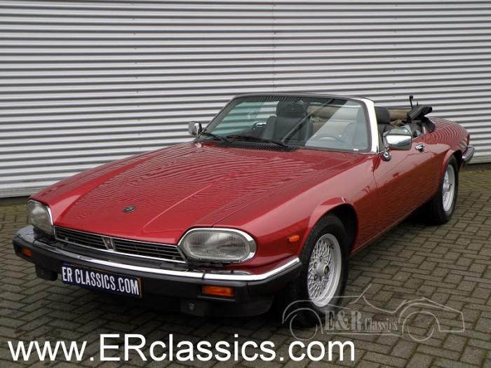 Jaguar XJS 1989 a vendre
