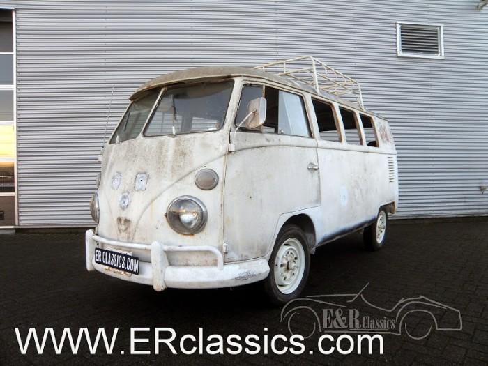 Volkswagen T1 Bus 1967 a vendre