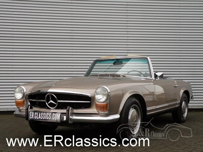 Mercedes 1971 a vendre