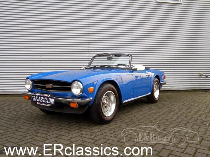 Triumph 1976 a vendre
