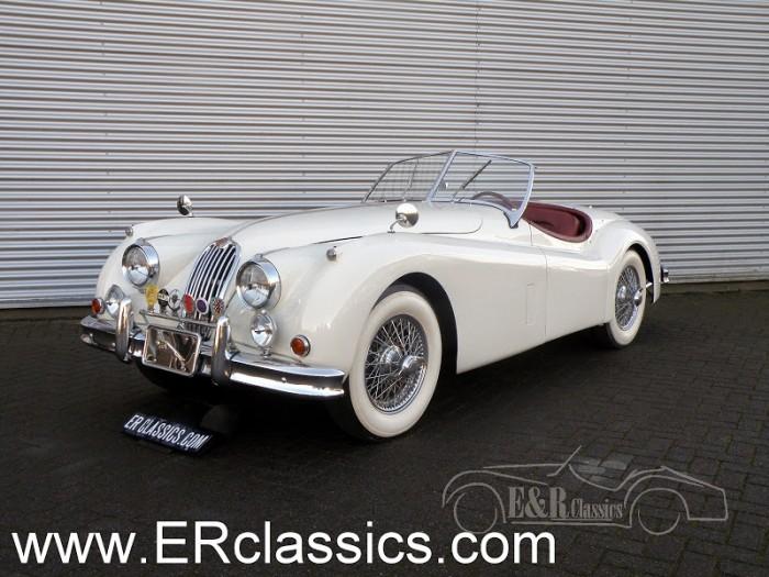 Jaguar 1956 a vendre