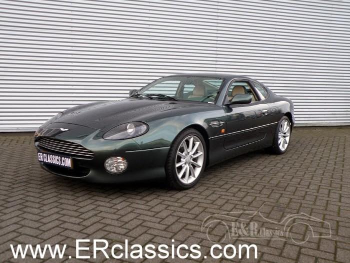 Aston Martin 2000 a vendre