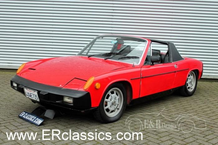 Porsche 1974 a vendre