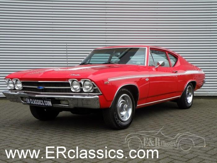 Chevrolet Chevelle 1969 a vendre