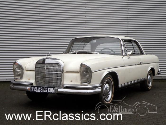 Mercedes 1965 a vendre