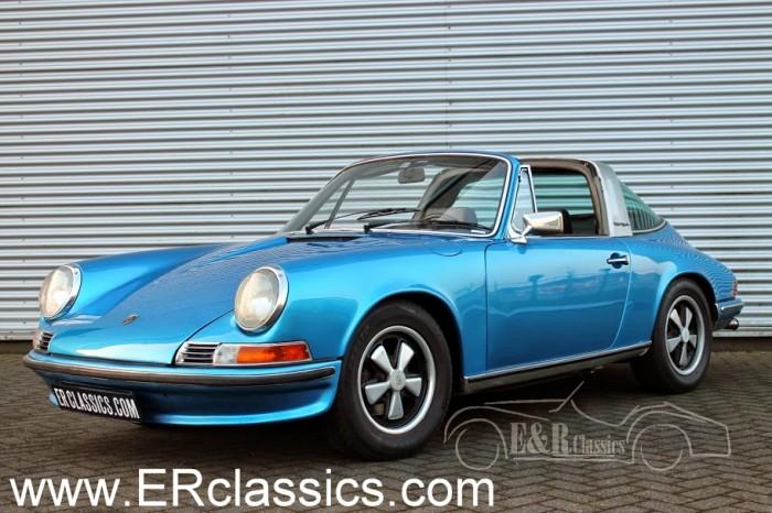 Porsche 1972 a vendre