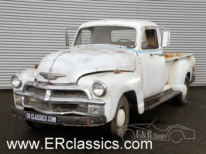 Chevrolet 3100 Pick-up 1955 a vendre