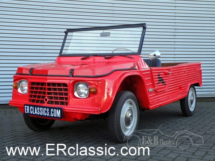 Citroen 1972 a vendre