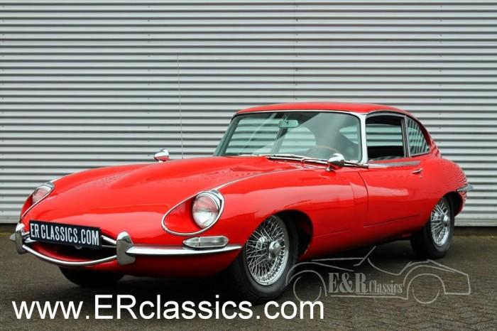 Jaguar E-Type 1967 a vendre