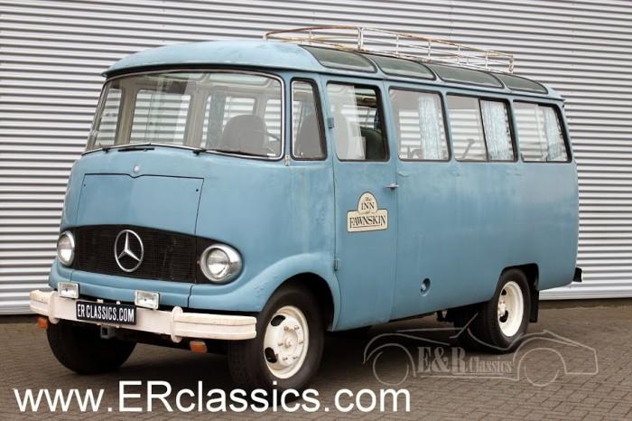 Mercedes Benz O 319 B Bus 1966 a vendre