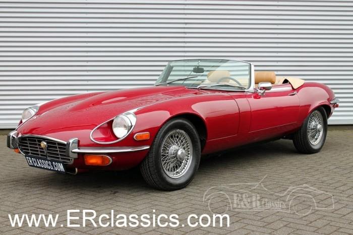 Jaguar 1972 a vendre