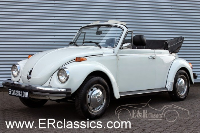 Volkswagen Beetle 1978 a vendre