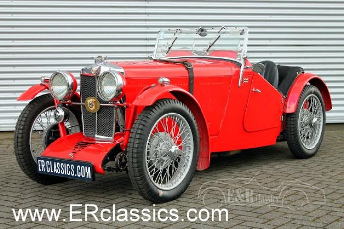 MG J2 1933 a vendre