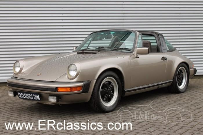 Porsche 911 1981 a vendre