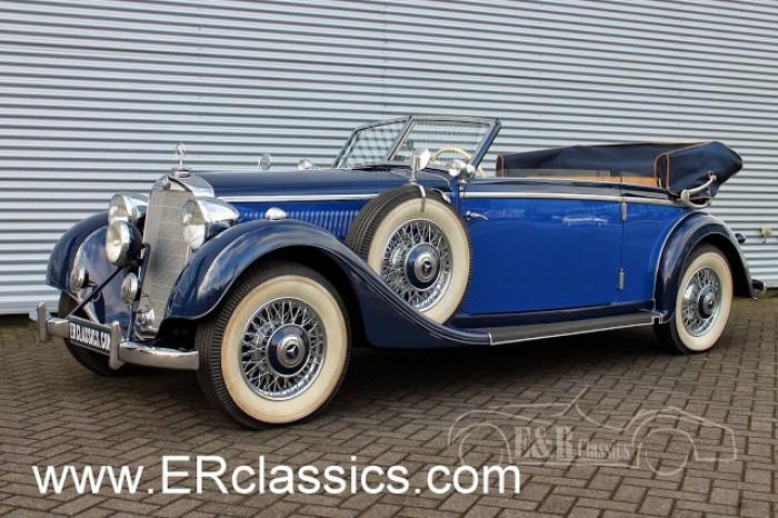 Mercedes Benz 320 1939 a vendre