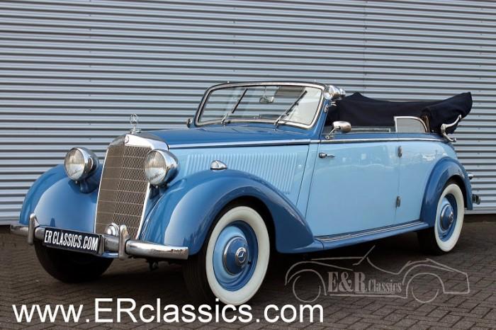 Mercedes Benz 230 1939 a vendre