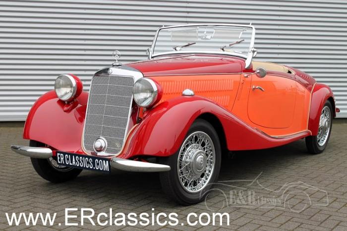 Mercedes 1938 a vendre