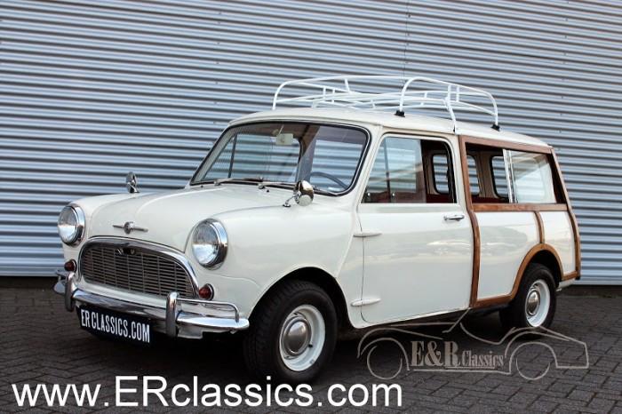 Morris Mini Traveller 1966 a vendre