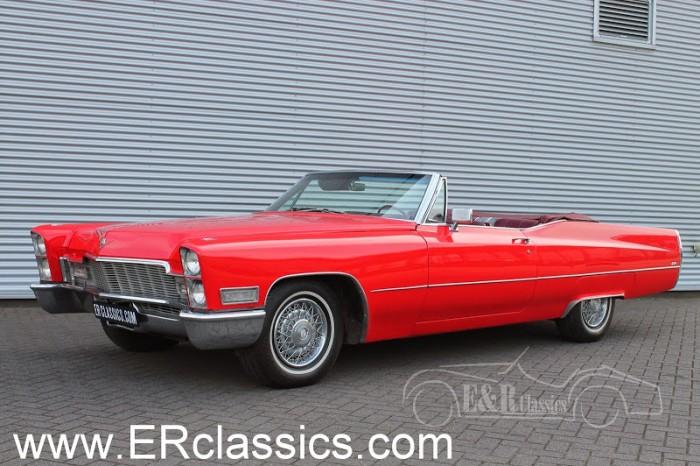 Cadillac 1968 a vendre