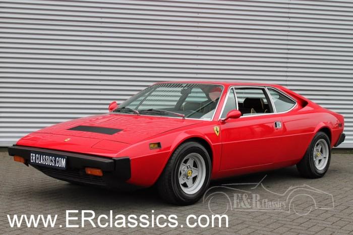 Ferrari Dino 308 GT4 Coupe 1975 a vendre