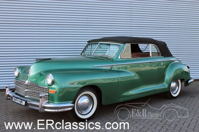 Chrysler Newyorker Cabriolet 1946 a vendre