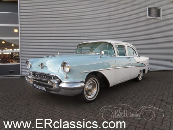 Oldsmobile Super 88 1955 a vendre