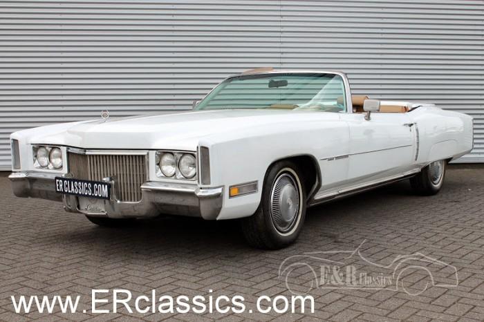 Cadillac 1971 a vendre
