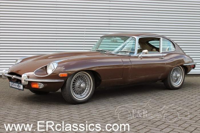 Jaguar E-Type 1969 a vendre