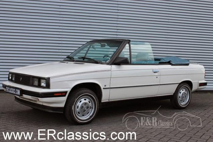 Renault Alliance 1985 a vendre
