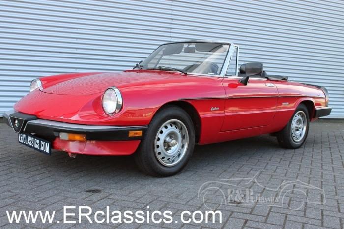 Alfa 1986 a vendre