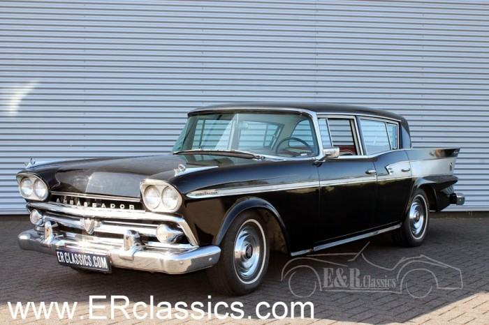 Rambler Ambassador 1959 a vendre
