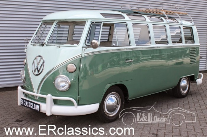 Volkswagen T1 1965 a vendre
