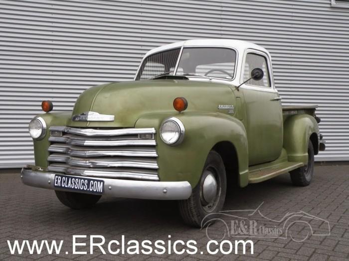 Chevrolet 3100 Pickup 1949 a vendre