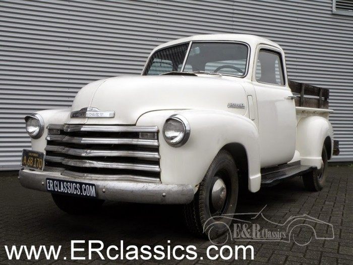 Chevrolet 1948 a vendre