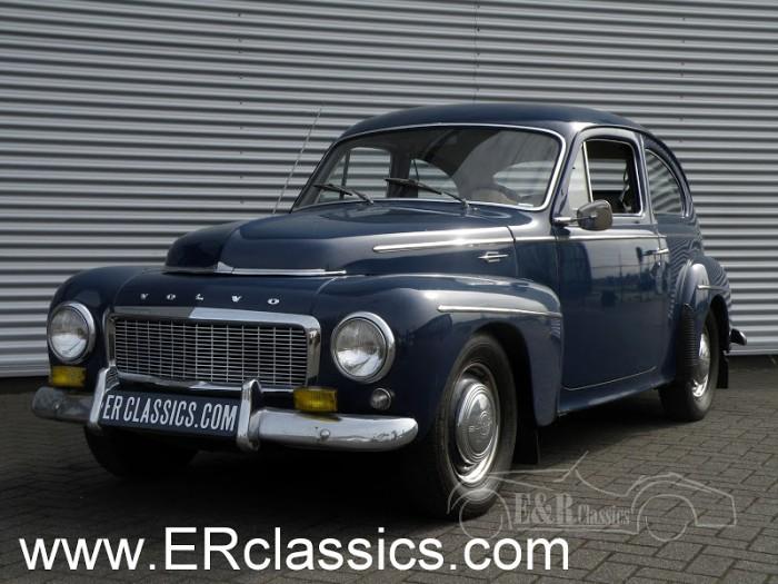 Volvo PV544 1960 a vendre