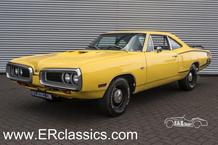 Dodge Coronet Coupe 1970 a vendre