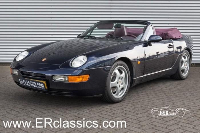 Porsche 1993 a vendre