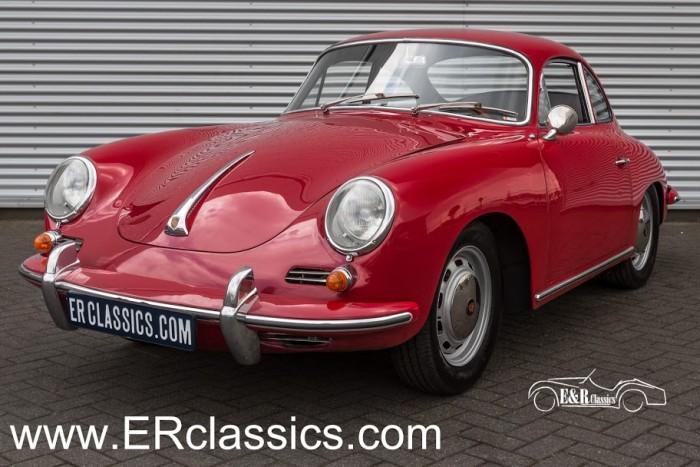 Porsche 1964 a vendre