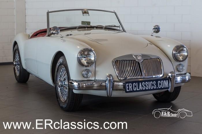 MG MGA 1961 a vendre