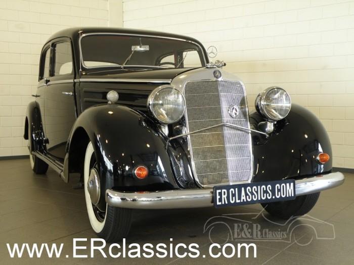Mercedes Benz 170 1953 a vendre
