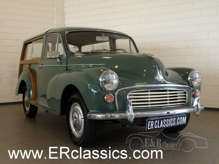 Morris 1969 a vendre